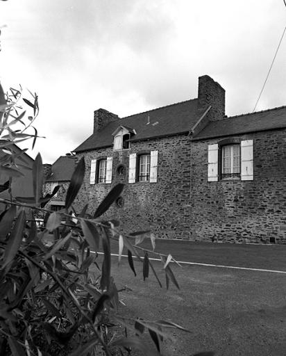 Maison, 1 rue Grande Rue, Vildé la Marine (Hirel)