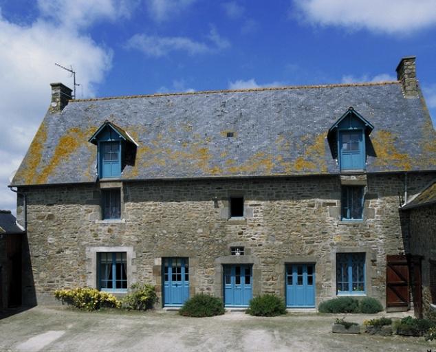 Manoir, la Ville Marie (Hirel)