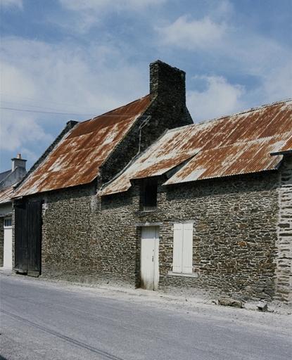 Ferme, 4 rue de la Badiolais (Saint-Benoît-des-Ondes) ; Les manoirs, maisons et fermes sur la commune de Saint-Benoît-des-Ondes