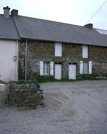 Ferme, 26 rue de la Guéhairie (La Fresnais)