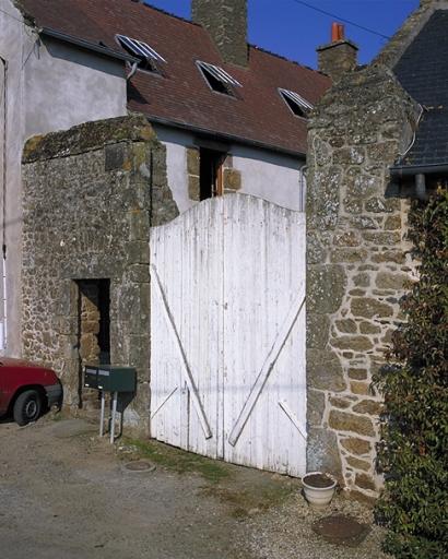 Manoir de marchand, la petite Gatinais (Saint-Coulomb)