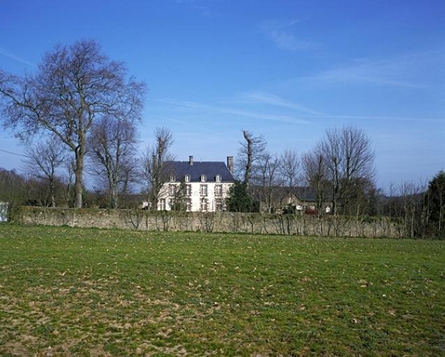 """Demeure dite """"malouinière"""" des Courtils-Launay (Saint-Coulomb)"""