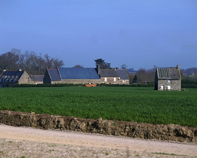 Ferme, la Grande Mettrie (Saint-Coulomb)