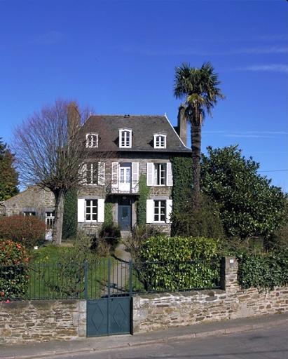 Maison, 1 rue des Rimains (Cancale)