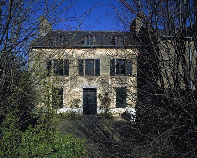 Maison de notable, 5, 7 rue des Rimains (Cancale)