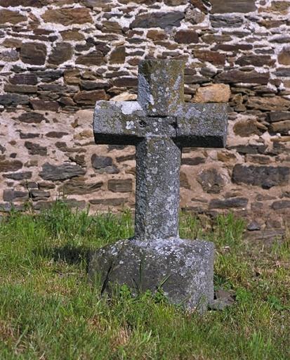 Croix de chemin, Vaulérault (Saint-Méloir-des-Ondes)