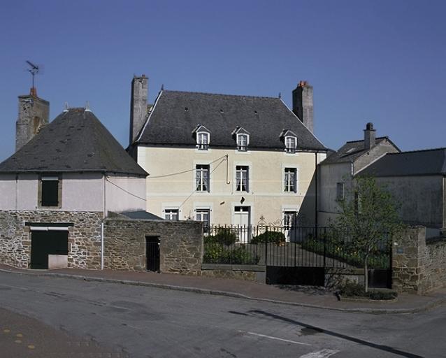 """Demeure, dite """"malouinière"""" rue Notre-Dame (Saint-Méloir-des-Ondes)"""