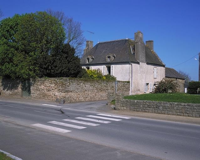 """Demeure, dite """"malouinière"""" 15 rue de la Baie (Saint-Méloir-des-Ondes)"""
