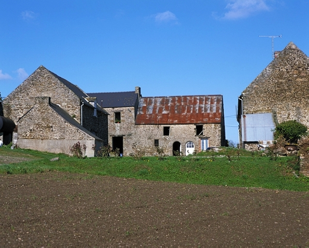 Ferme, Bougras (Saint-Méloir-des-Ondes)