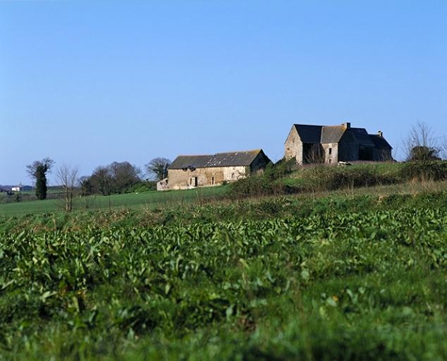 Ferme, la Grande Roche (Saint-Méloir-des-Ondes)