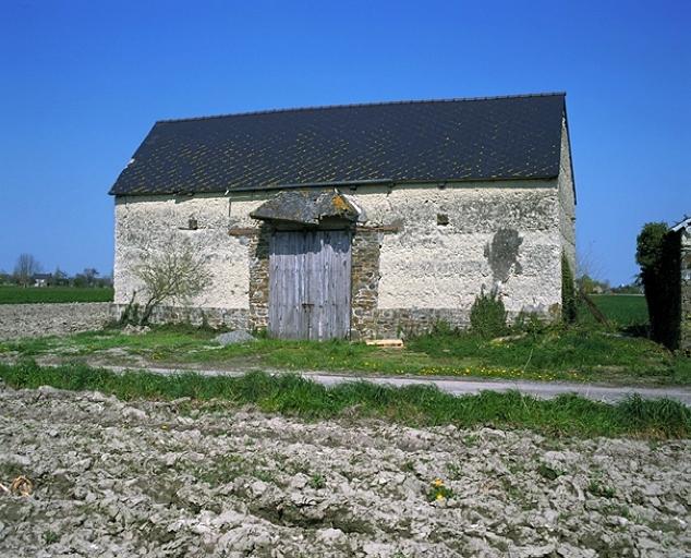 Ferme, la Fleuriais (La Fresnais) ; Les maisons et les fermes sur la commune de La Fresnais