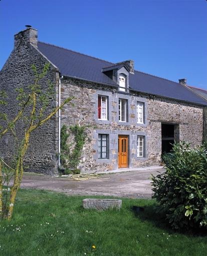 Ferme, 32 rue des Forts Morins, la Guéhairie (La Fresnais)