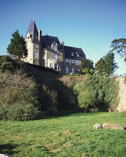 Demeure dite Château Richeux (Saint-Méloir-des-Ondes)