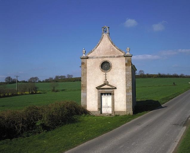 Chapelle Saint-Charles, Blessin (Saint-Méloir-des-Ondes)