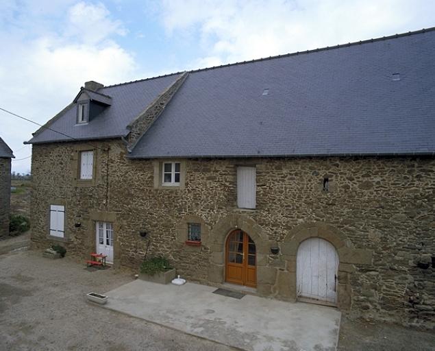 Ferme, la Durantais (Saint-Méloir-des-Ondes)