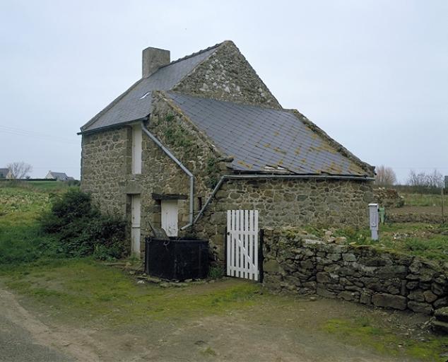 Maison, la Ville es Jarrets (Saint-Coulomb)