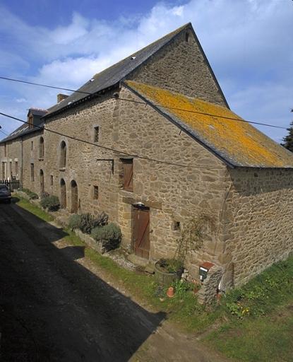 Ferme, la Ville es Goblets (Saint-Coulomb)