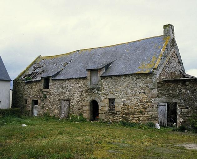 Ferme, la Motte Souris (Saint-Méloir-des-Ondes)