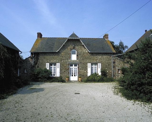 Ferme, les Nielles (Saint-Méloir-des-Ondes)