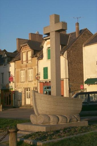 Calvaire de la Houle, place du Calvaire (Cancale)