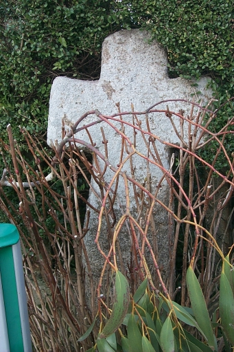 Croix de chemin, boulevard d' Armor ; rue de Saussaye, Saint-Jouan (Cancale) ; Les croix monumentales et oratoires sur la commune de Cancale