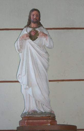 Statue : Sacré Coeur de Jésus