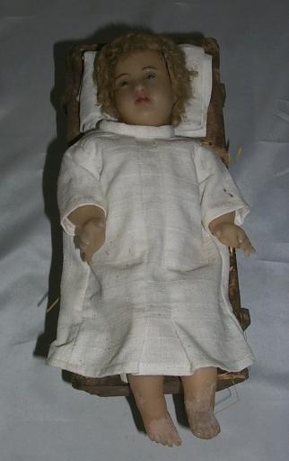 Santon: Enfant Jésus