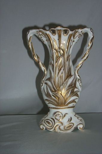 Série de 4 vases d'autel