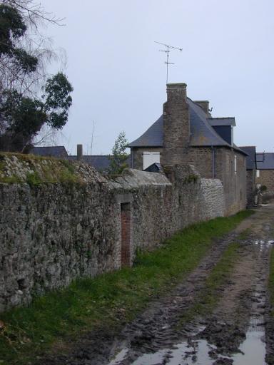 Demeure, la Petite Vallée (Saint-Coulomb)