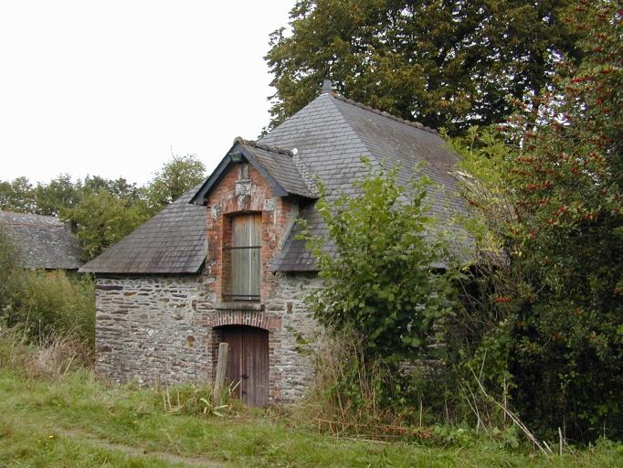 Moulin à eau, les Forges (Saint-Ganton)