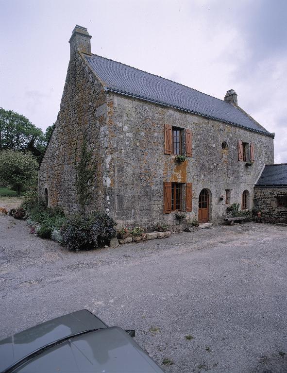 Maison, le Coledic Braz (Langoëlan)