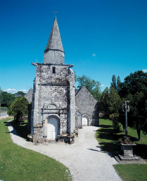 Eglise paroissiale Saint-Malo (Locmalo)