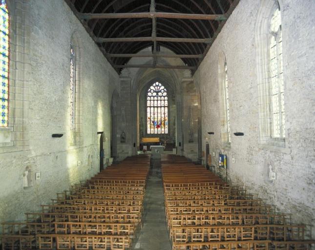 Église paroissiale Notre-Dame et Saint-Michel (Quimperlé)