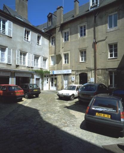 Imprimerie Publicitaire et Commerciale, actuellement Imprimerie Marc Rigault, 3 rue Victor Hugo (Rennes)