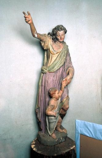 Statue: Ange gardien