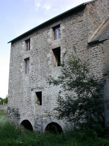 Moulin à marée, puis minoterie du Pont de Cieux (Pleudihen-sur-Rance)