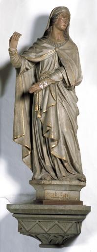 Statue de sainte Hélène