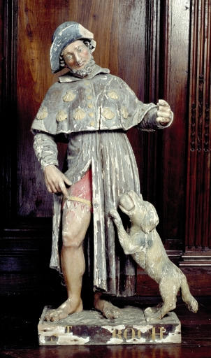 Groupe de saint Roch