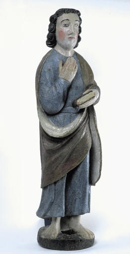 Statue de saint Laurent