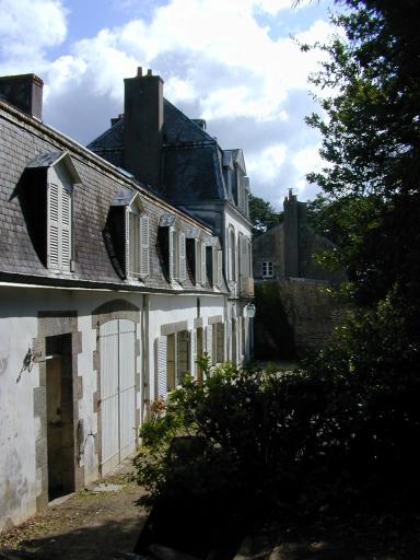 """Demeure dite """"Ermitage de Kerdro"""", le Bas Pouldu (Clohars-Carnoët)"""