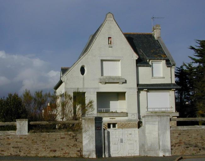 Villa dite Avel Moor