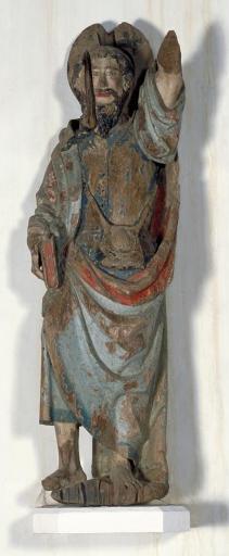 Statue de saint Jacques le Majeur
