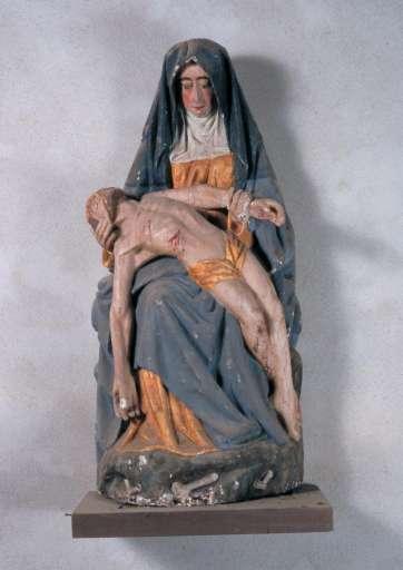 Groupe de la Vierge de Pitié