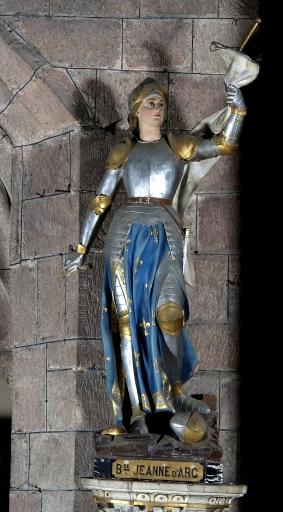 Statue: Bienheureuse Jeanne d'Arc