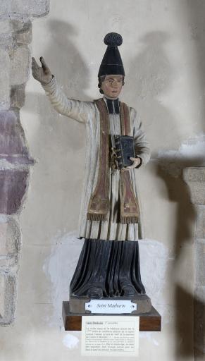 Statue: Saint Mathurin