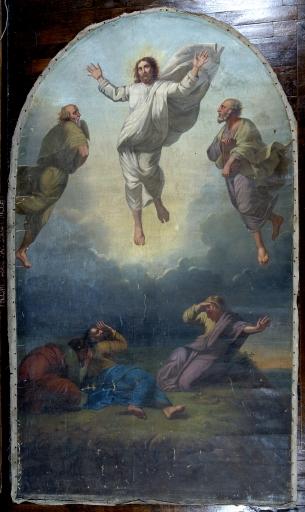Tableau: Transfiguration du Christ