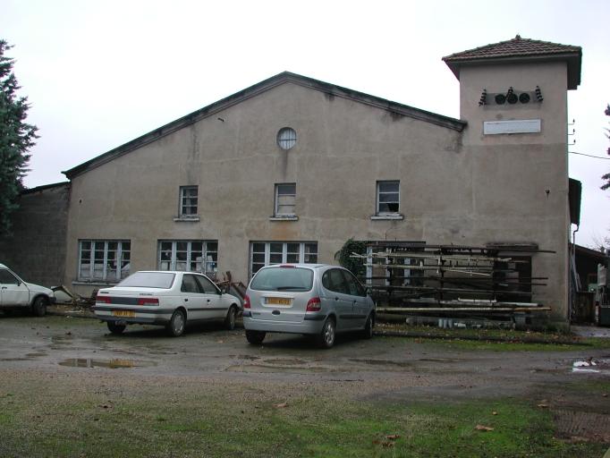 Distillerie cidrerie, 5 rue du 11 Juin 1944 (Montfort-sur-Meu)