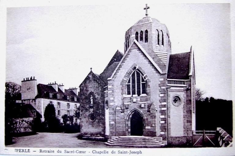 Ancienne abbaye de dominicains dite « La Retraite », 28 rue du Bourgneuf (Quimperlé)