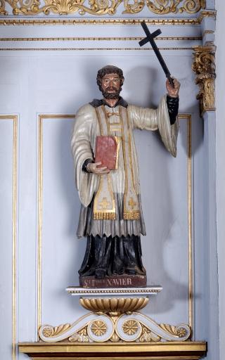 Statue: Saint François Xavier