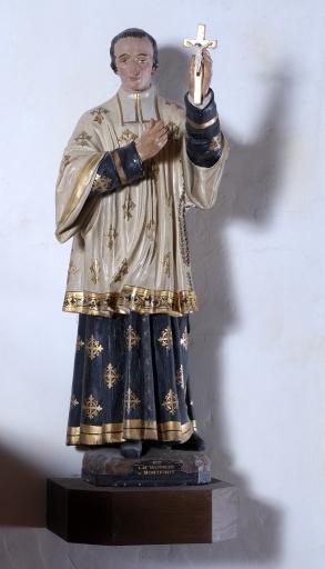Statue: Bienheureux Louis Marie Grignion de Montfort